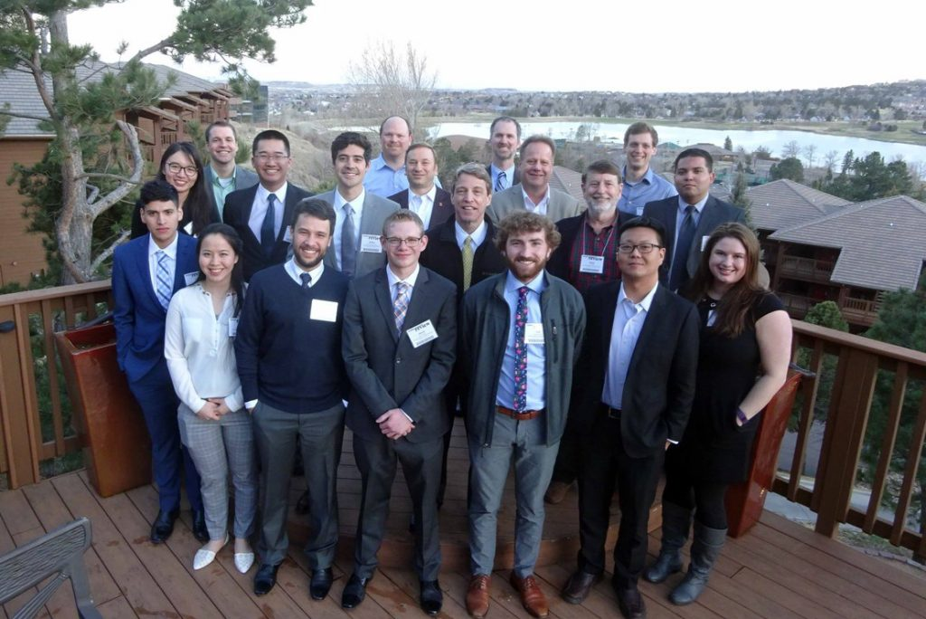 Railway Engineering Students, Faculty, Researchers, and Alumni at the AAR Freight Rail Annual Review